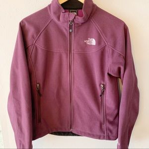 The North Face Windwall full zip Jacket